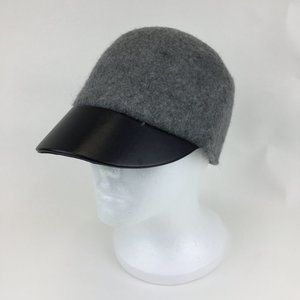 H&M divided wool like round hat